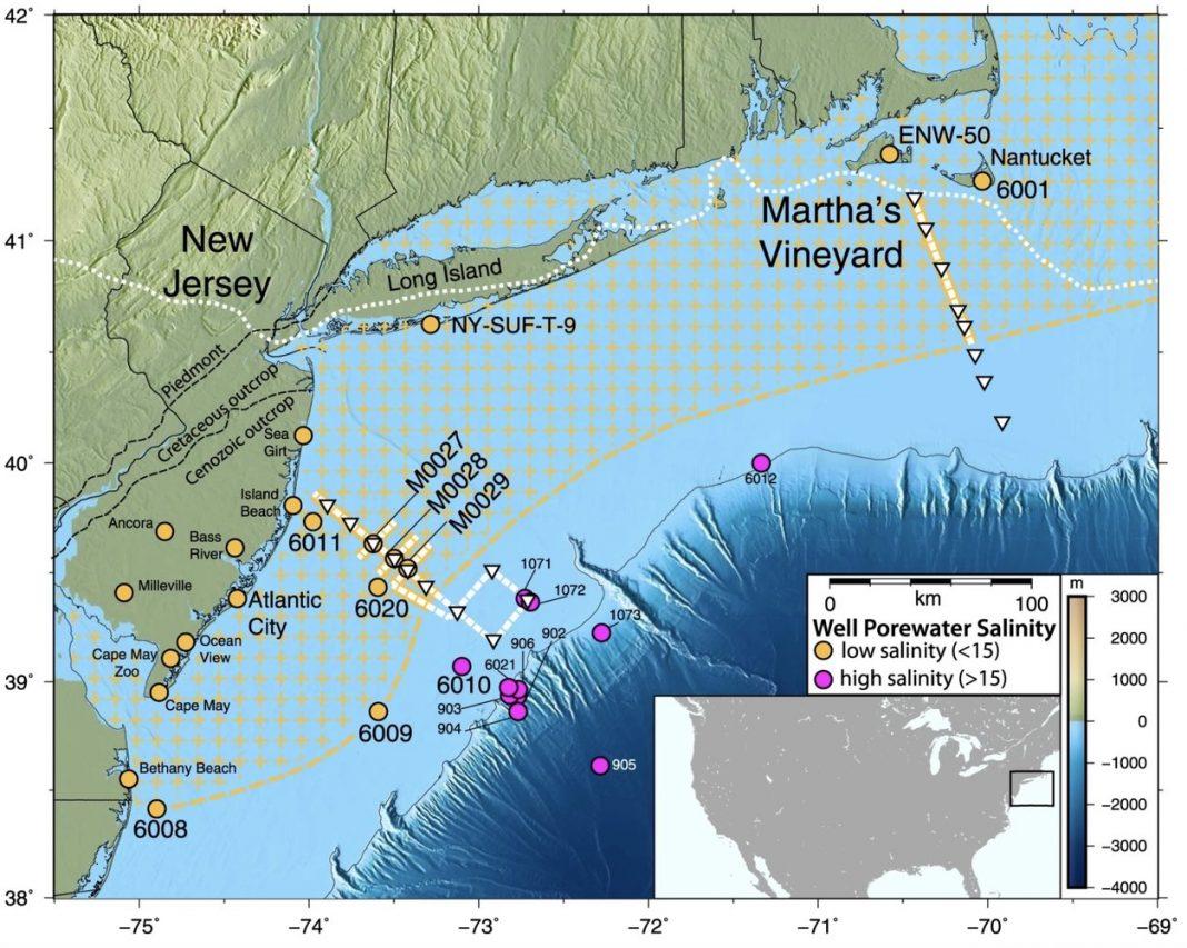 A Huge Freshwater Sea Is Buried Below the Atlantic Ocean