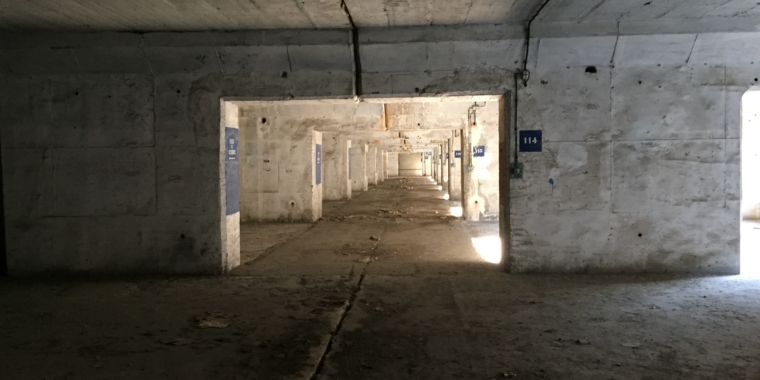 Why a previous Nazi sub base in Marseille is ending up being an information center