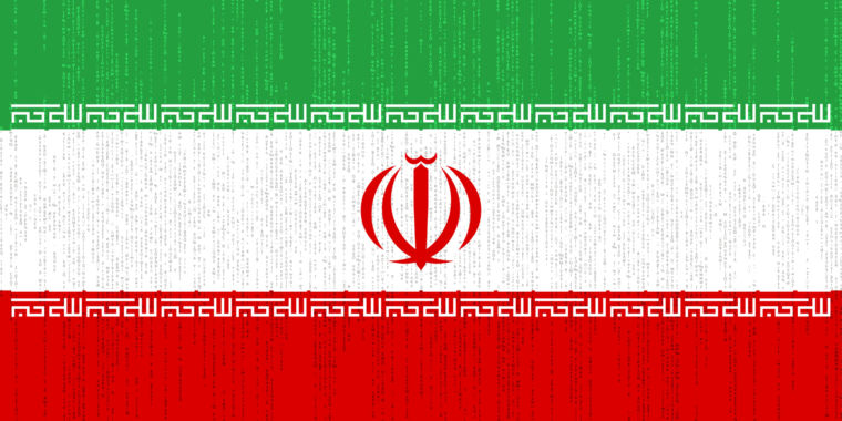 Iranian state hackers refill their domains, release off-the-shelf RAT malware