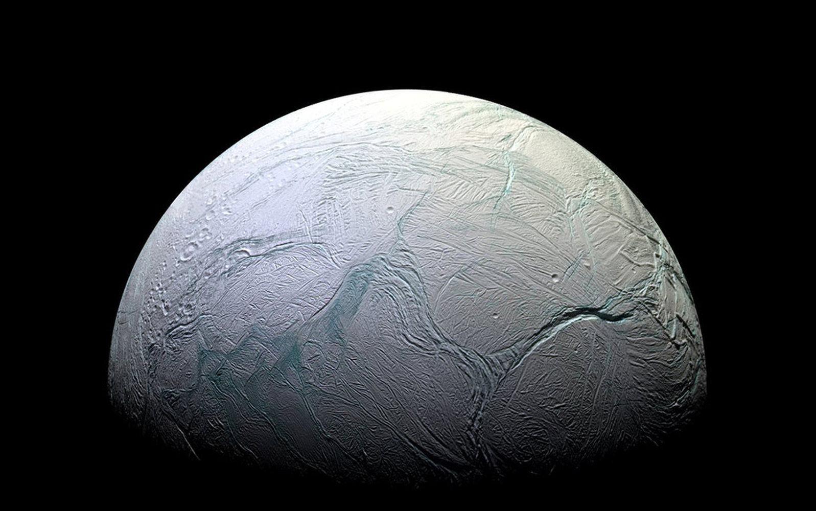 Life on Icy Alien Worlds May Resemble Creatures Under