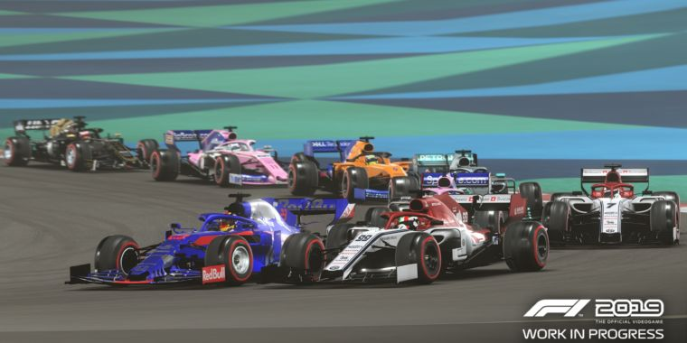 F1 2019 replicates the low and high of motorsport, on and off the track