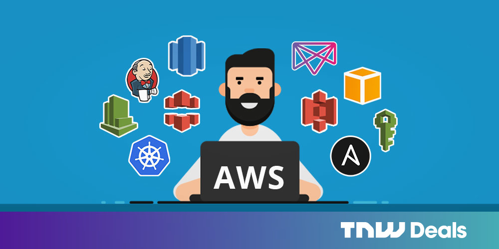 Utilize the power of AWS and pursue a rewarding profession with this $39 package