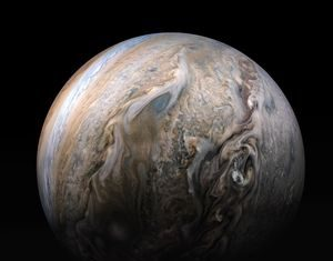 Dang, NASA, this Jupiter picture is stunning