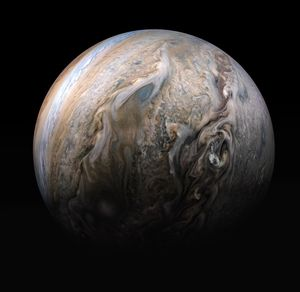 Dang, NASA, this Jupiter picture is stunning