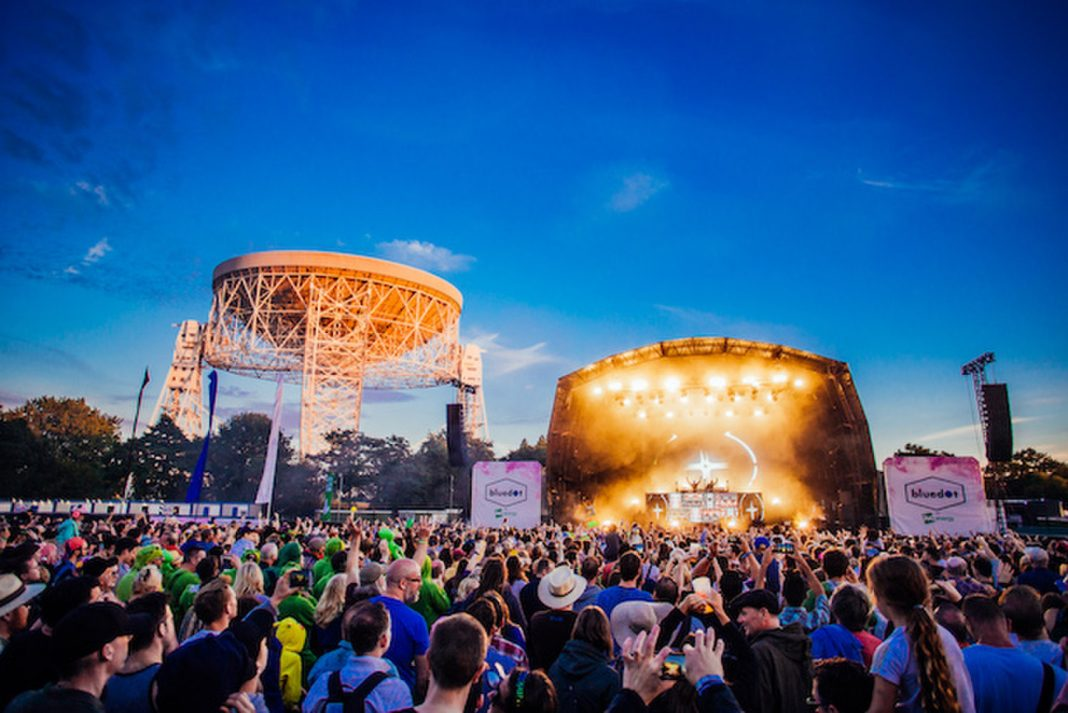 Win 4 Weekend Tickets to the BlueDot Celebration 2019 in the U.K.