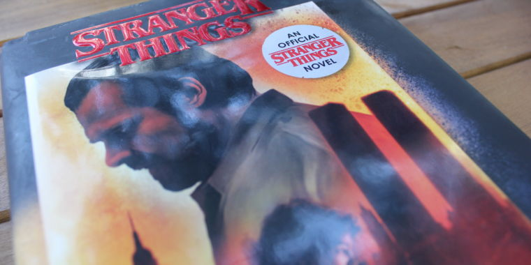 With Darkness on the Edge of Town, the Complete stranger Things broadened universe starts