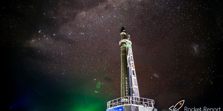 Rocket Report: Capturing a falling fairing, where's China's most significant rocket?