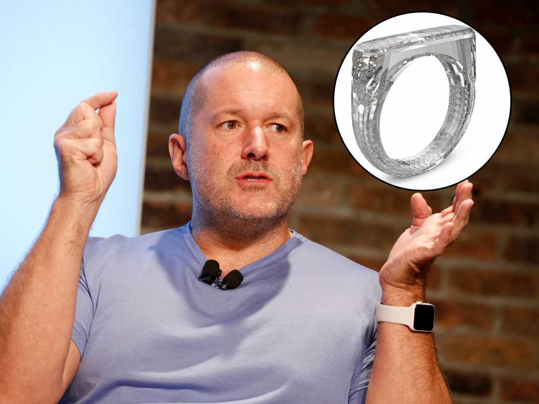 Apple's style master Jony Ive developed a great deal of uncommon things you 'd never ever anticipate to come from the individual behind the iPhone– inspect them out