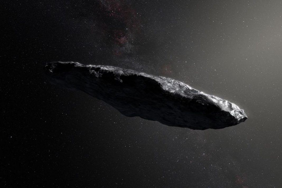Nature Might Have Produced Oddball 'Oumuamua, Not Aliens