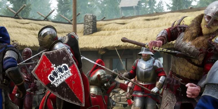"Mordhau designer rejects it was preparing a ""toggle"" for variety"