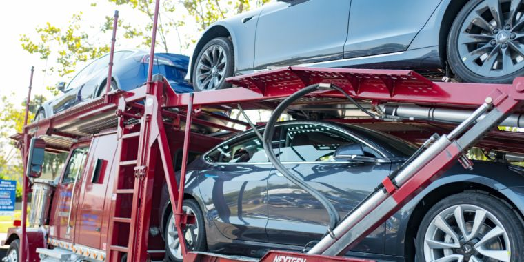 Tesla provided a record variety of cars and trucks in the 2nd quarter