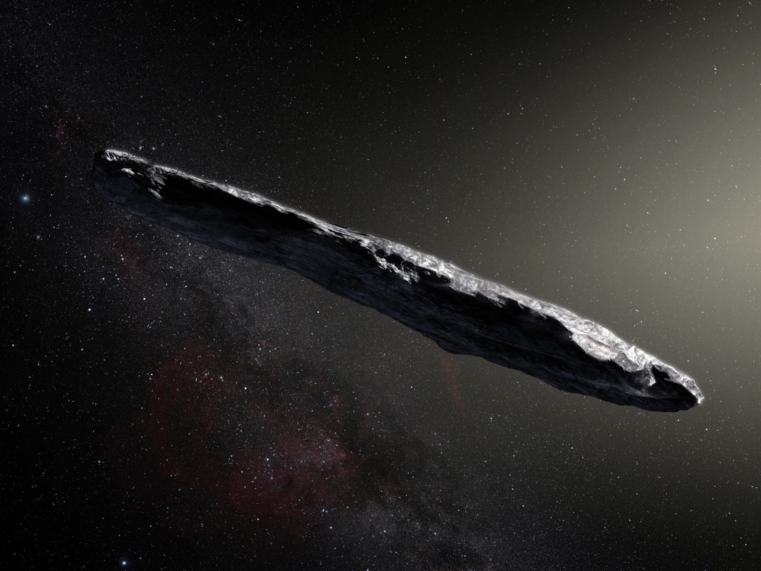 The strange interstellar item 'Oumuamua that flew through our planetary system was practically absolutely not aliens, a brand-new research study states