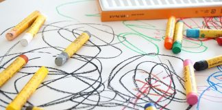Contribute Utilized Crayons to Shelters in Requirement