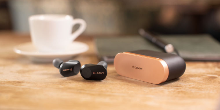 Sony's WF-1000 XM3 bring sound cancellation to AirPods-style cordless earbuds