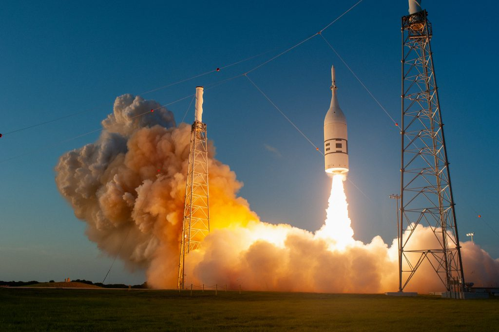 Orion Pill Passes Secret Introduce Abort Test. Next Stop: The Moon!