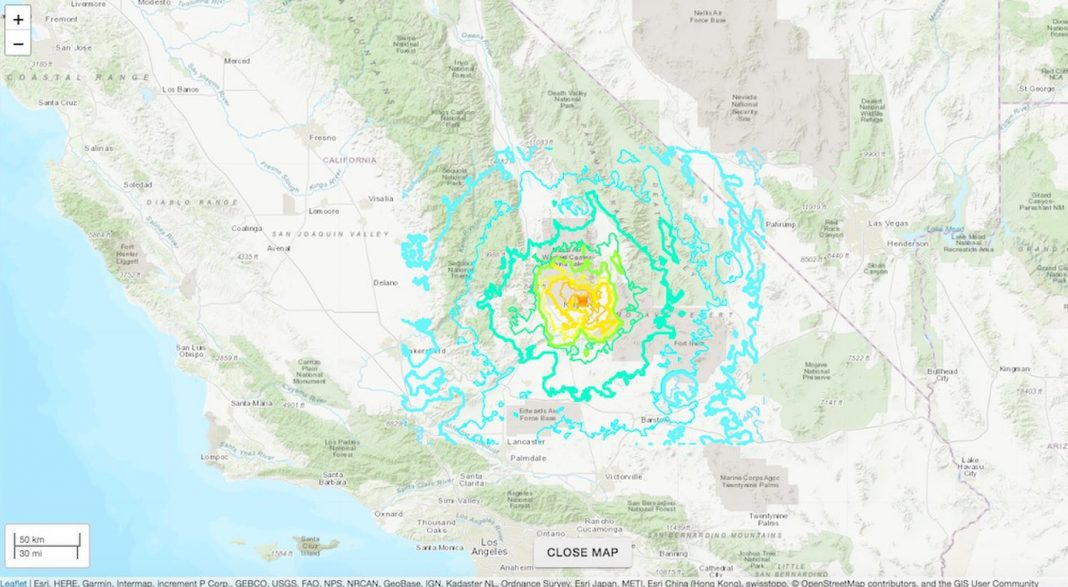 An Even Larger Quake Simply Rocked Southern California. Professionals State the Fault System Is Growing.
