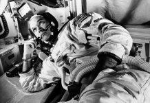 There was no toilet on the Apollo moon objectives– here's how the astronauts went to the restroom