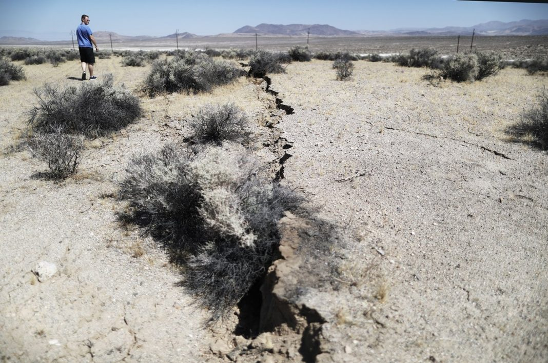 The Faults That Burst in Twin California Quakes Are Extremely, Extremely Strange, Geologists State.