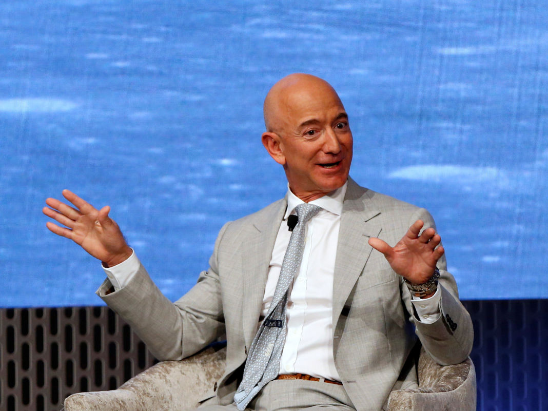 A single line from Jeff Bezos' very first Amazon task advertisement informs you whatever about his fixation with speed