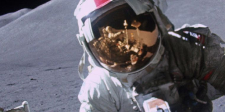 Archival video footage, audio immerses audiences in Apollo: Objectives to the Moon