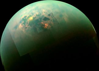 A Jarful of Titan Might Educate Us A Lot About Life There, and Right here On Earth