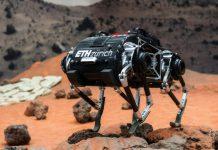 The ESA's SpaceBok Robotic Will Hop Its Method Around Low-Gravity Worlds