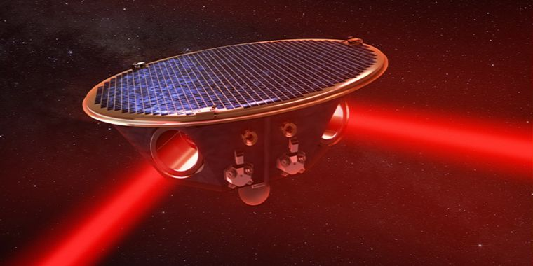 Space-based gravitational-wave detector might spot odd exoplanets