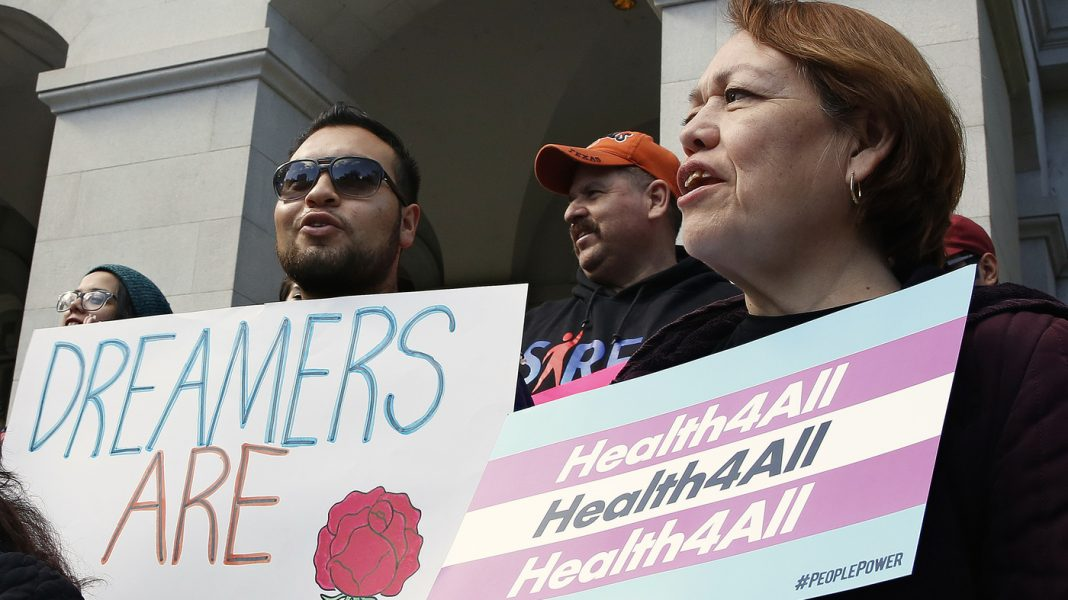 Young Undocumented Californians Cheer Guarantee Of Health Advantages