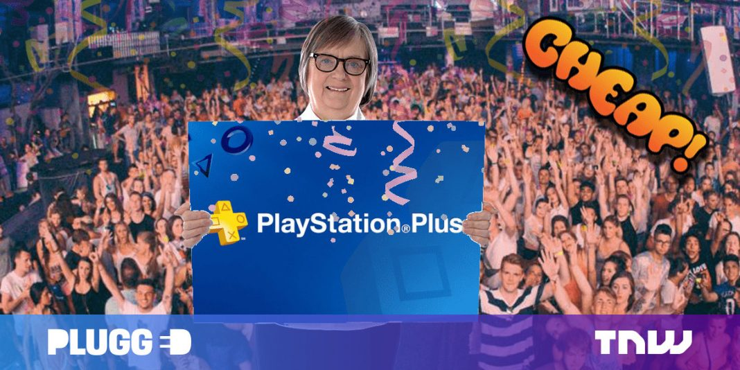 CHEAP: Get $20 off this 12- month PlayStation Plus membership
