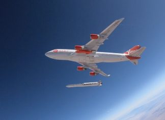 Virgin Orbit Checks its Satellite-Delivery Rocket for the Very First Time