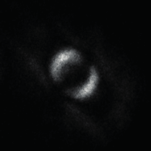 Einstein called it 'creepy action.' Here's a picture of it for the very first time