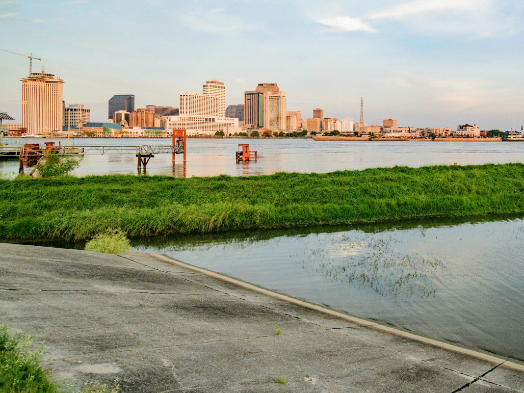 Typhoon Barry might breach New Orleans' river levees. Here's how the levee system works and just how much it can stand up to.