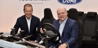 Ford-VW alliance indicates more EVs for Europe, joint Argo AI financial investment