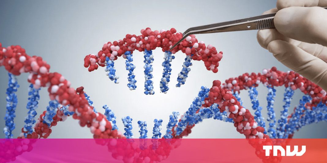 CRISPR is less like molecular scissors and more like molecular malware