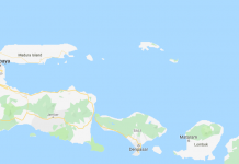 6.0 magnitude earthquake strikes near Indonesia's popular traveler island Bali