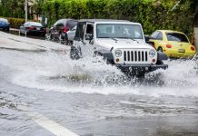 'Warm day' high tide floods are on the increase along U.S. coasts