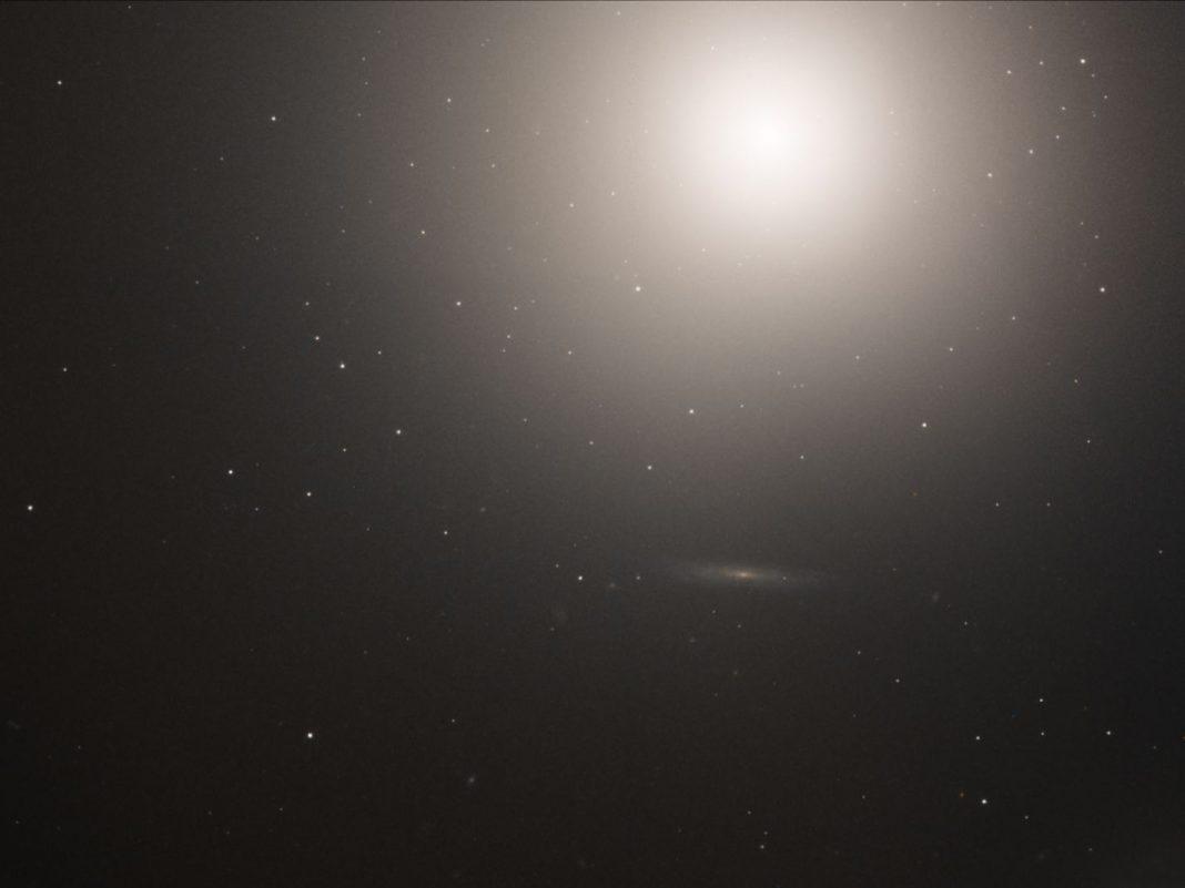 Messier 89– the NGC 4552 Spiral Nebula