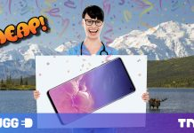 PRIME CHEAP: Quick! Schnell! Hurtig! The Samsung Galaxy S10 has $300 off