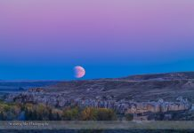 Our Guide to Tuesday Night's Partial Lunar Eclipse