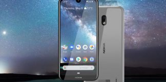 The $139 Nokia 2.2 revives the detachable battery