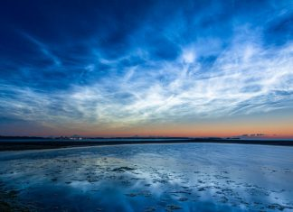 Night-shining 'noctilucent' clouds have actually sneaked south this summer season
