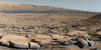 Images from Interest Program the Bottom of an Ancient Lake on Mars, the Perfect Location to Look For Proof of Past Life