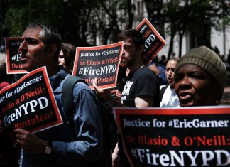 5 Years After Eric Garner's Death, Activists Continue Defend 'Another Day To Live'