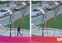 This AI amazingly eliminates moving things from videos