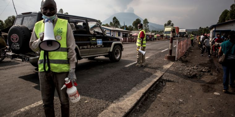 WHO states Ebola break out a global emergency situation