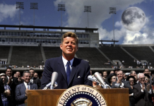 JFK's well-known 'we pick to go to the moon' speech will make you think you can do anything