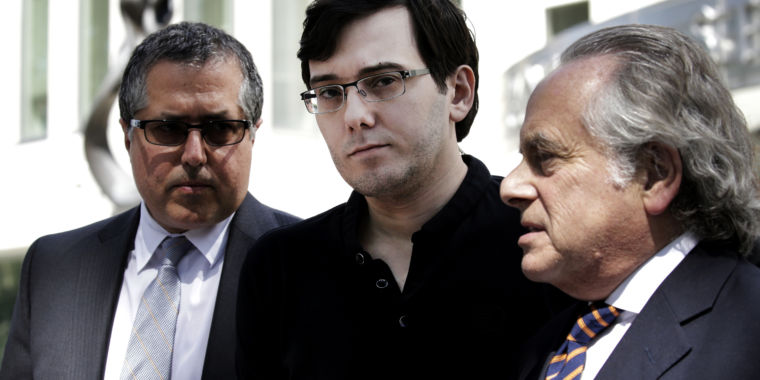 Shkreli remain in prison; Notorious ex-pharma CEO rapidly loses appeal