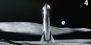 Elon Musk says his SpaceX Starship may go to the moon by 2021