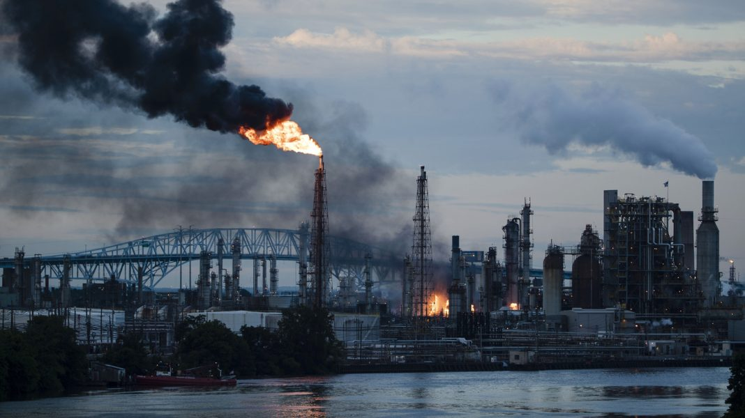 Refinery Surges Raise New Warnings About Deadly Chemical