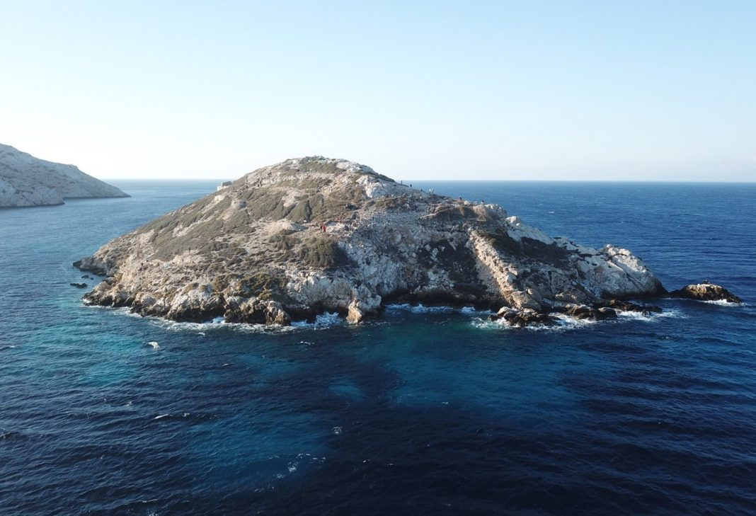 4,600- Year-Old Greek 'Pyramid' Discovered in the Aegean Sea … Is Not a Pyramid at All